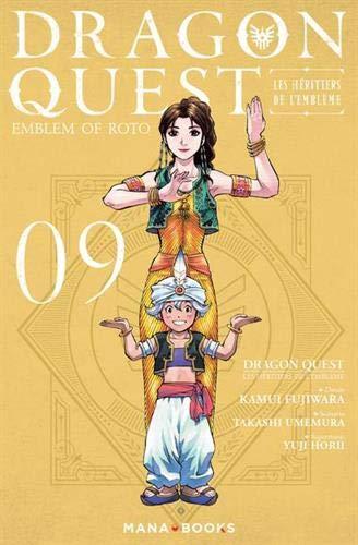 Dragon Quest - Les Héritiers de l'Emblème Edition simple Tome 9