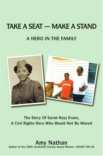Seat-stand (TAKE A SEAT - MAKE A STAND: A HERO IN THE FAMILY)