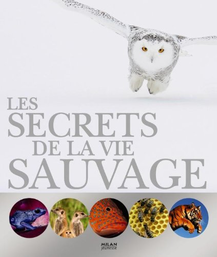 Les secrets de la vie sauvage: Pourquoi et comment les animaux font ce qu ils font ? par David Burnie