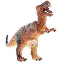 Juguete Educativo Trompeta Tangjiao Figura de Tyrannosaurus Dinosaurio