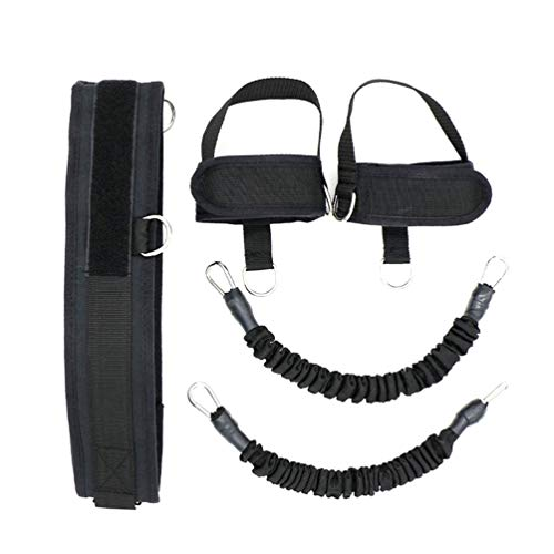Elastic Pull Rope Sports Band-Übungs-Widerstand-Bügel-Bänder Bügel-Trainings-Stärke und Beweglichkeits-Verpackenausrüstung