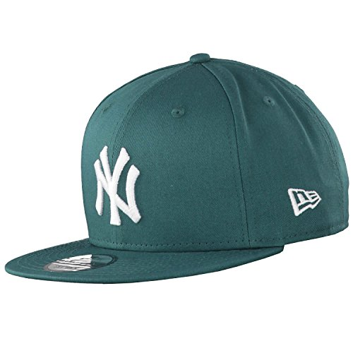 New Era Unisex Baseball Cap Mütze MLB 9 Fifty NY Yankees Snapback Grün