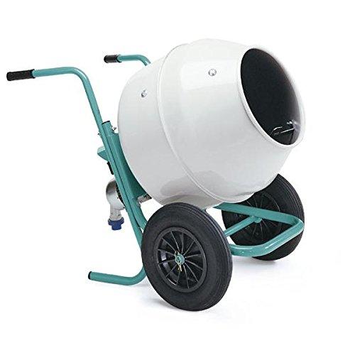 Imer-Hormigonera carretilla 0.3kW cubeta acero-rollbeta