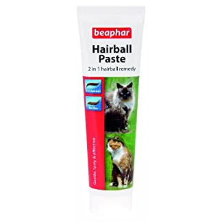 beaphar hairball paste for cats 2 in 1 100 g (pack of 2) Beaphar Hairball Paste for Cats 2 in 1 100 g (Pack of 2) 41pVmSeh8oL