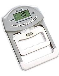 Camry Dynamomètre numérique de mesure de la force de préhension Enregistrement automatique 200 lbs/90 kg