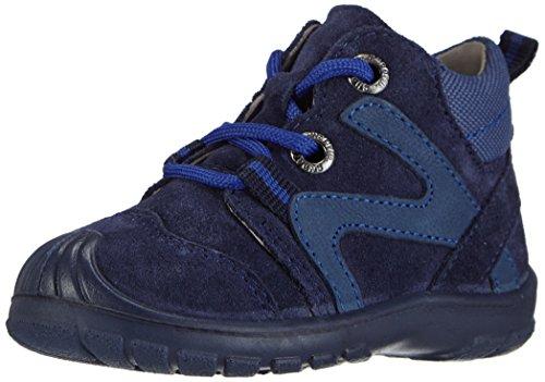 Superfit  SOFTTIPPO, Baskets premiers pas bébé Bleu - Blau (COSMOS KOMBI 91)