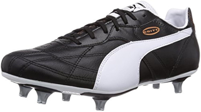 Puma Esito Classico SG - zapatillas de fútbol de cuero hombre