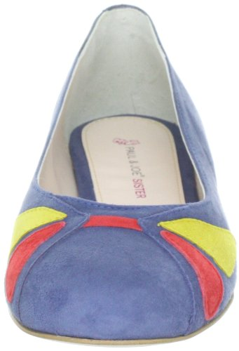 Paul And Joe Sister Ines Ballet 210531-50, Ballerines femmes Multicolore