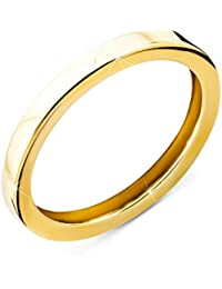 c4fa9bde19ab Amazon.es  bodas de oro - Dorado   Anillos   Mujer  Joyería