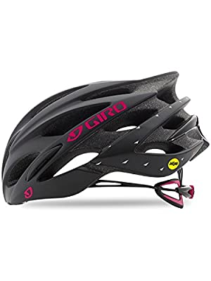 Giro - Sonnet MIPS Womens Helmet 2017 , Matt Black/Pink from Giro