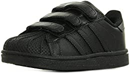 adidas - Superstar Foundation, Senakers a collo basso infantile