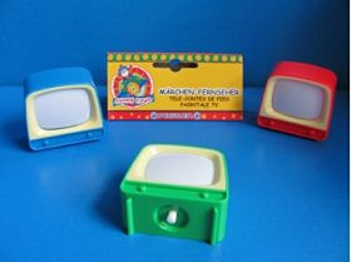 Preisvergleich Produktbild HP 38896 Fernseher TV Mini ( Tiere )