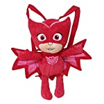 C Y P Back-Pack-Plush-PJ Masks Buhita