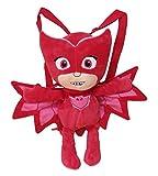 C Y P CYP-Peluche Zaino PJ Masks 3D buhita, Colore: Rosso, 102mcpj