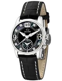 Jaguar Watches J624/C - Reloj analógico de cuarzo para mujer con correa de piel