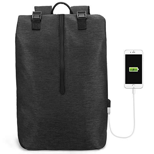 """Tocode Laptop Rucksack Anti Diebstahl, 16 Zoll Laptop Outdoor Rucksäcke für 15.6"""" Notebook Schüler Backpacks Schultaschen für Wandern/Reisen/Camping"""