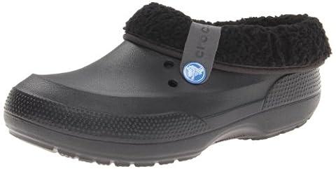 Crocs Blitzen II Clog, Unisex-Erwachsene Clogs, Schwarz (Black/Black 060), 36/37 EU