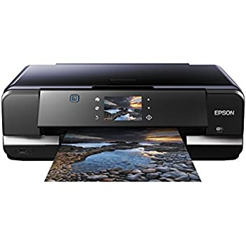 Epson Expression Photo XP-950 Stampante Multifunzione Fotografica a Getto d'Inchiostro, Nero