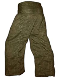 Panasiam® Fishermannhose: Lin, in olive, XL