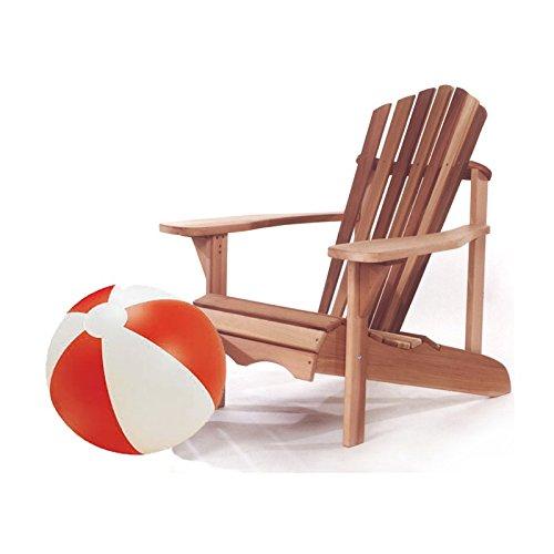 Fauteuil chaise Adirondack / Ottoman