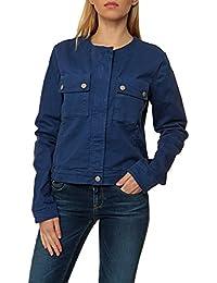 Michalsky Damen Jacke Jeansjacke LORE, Farbe: Blau