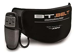 Electrostimulateur - BT BELT YR30 Tecnovita by BH. Compatible pour hommes et femmes. Ergonomique et réglable. Télécommande avec écran LCD.