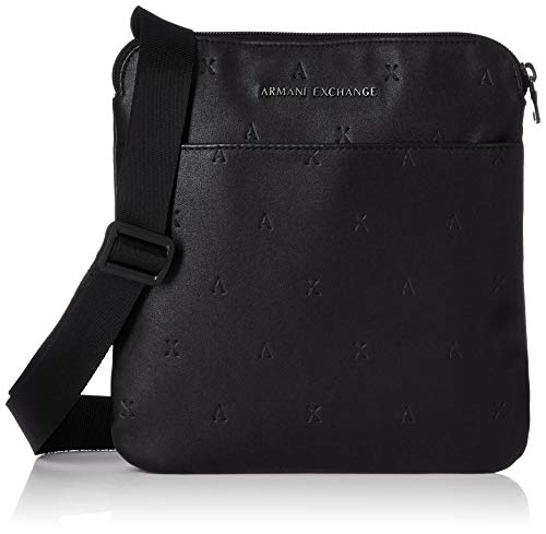 ARMANI EXCHANGE Herrentasche SCHWARZ