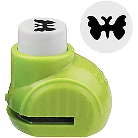 HAND ® Arte de papel Punch - de la mariposa de la forma 2