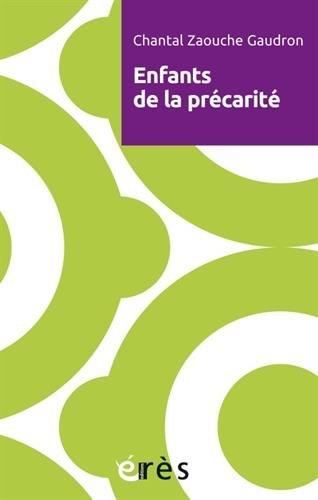 ENFANTS DE LA PRÉCARITÉ par Annie Devault