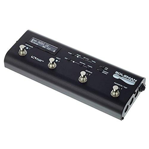 Source Audio Soulman MIDI Foot Controller FX Pedal