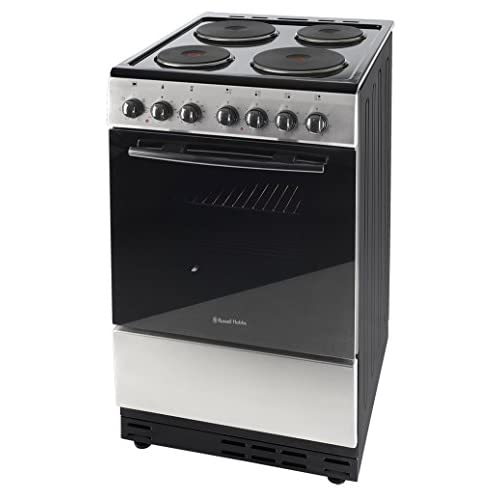 41pW g2M6IL. SS500  - Russell Hobbs Stainless Steel 50cm Wide Electric Cooker - Free 2 Year Warranty*