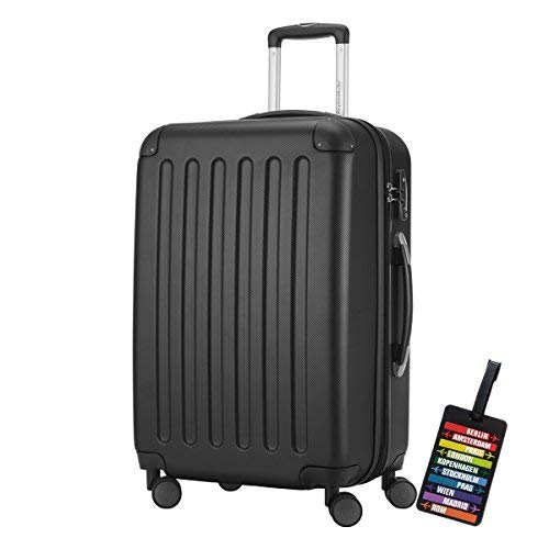 Travelite Madrid 2-rad Boardtrolley S 52 Cm Pilotenkoffer & Trolleys Reisekoffer & -taschen