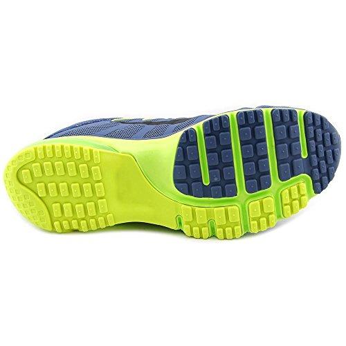 Nike Air Max Excellerate 4 Synthétique Chaussure de Course OceanFog-Black-Volt-BlueGrey