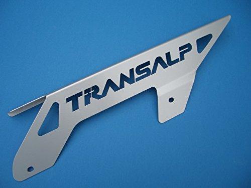 Honda Transalp XL 600/650protezione catena romatech 3061Argento