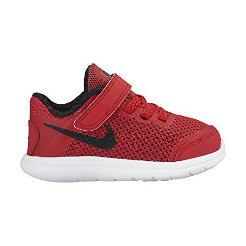 Nike Unisex Baby Flex 2016 Rn (Tdv) Sneaker Red