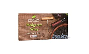 Hedgerow Wine Kit - Make Your Own Fruit Wine