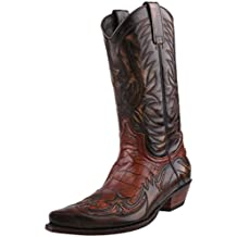 Sendra Boots - Botas de cuero para mujer marrón marrón