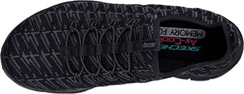 Skechers Damen Flex Appeal 2.0 Sneakers Black