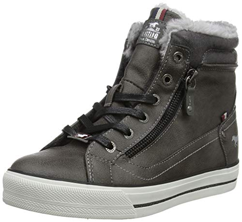 Mustang Damen High Top Hohe Sneaker