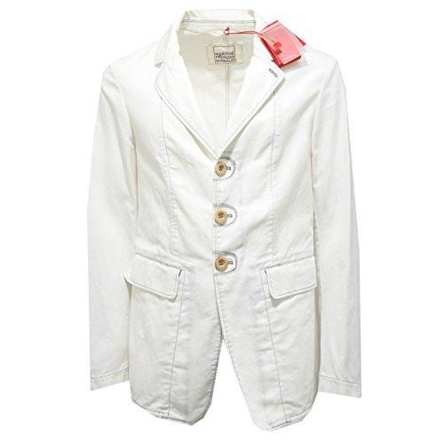 4170M giacca uomo MARITHE FRANCOIS GIRBAUD cotone lino men jackets coats [48]