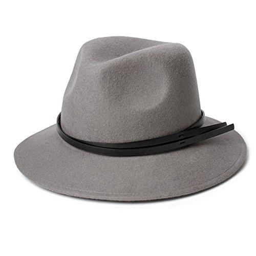 Chapeaux de fourrure/Chapeau féminin/Chapeaux de jazz/Hommes et CAP A