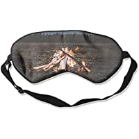 Firewood Fire Flame Sleep Eyes Masks - Comfortable Sleeping Mask Eye Cover For Travelling Night Noon Nap Mediation... preisvergleich bei billige-tabletten.eu
