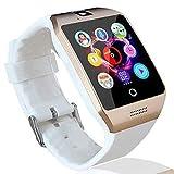 LIAO Smartwatch, Smart-Uhren, Selbstauslöser, Zwei-Wege-Anti-verlorene, Multiple Informationen Synchronisation, für Health Monitoring & Sleep Analysis & Pace Counting,D
