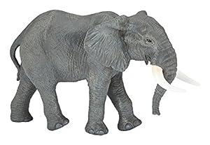 Papo Francia- Large Elephant Figura Gran Elefante Africano, Multicolor (50198)