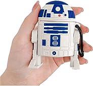 Custodie per cuffie robot Star Wars,Cover protettiva personalizzata morbida,Regali per San Valentino
