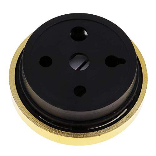nouler Juler Analog-Hygrometer für 45 mm Durchmesser Zigarrenfeuchtigkeitsspendendes Schrank.