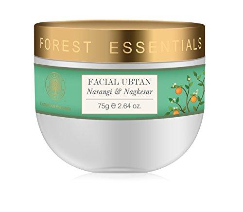 Forest Essentials Facial, Ubtan Narangi and Nagkesar, 75g