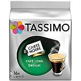 Tassimo Carte Noire Café Longue Délicat (16 Portions) (Pack de 4)