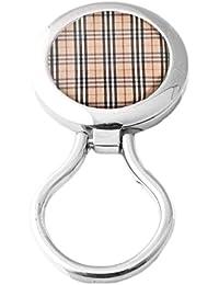 ChicaChicBiarritz Sujeta Gafas Magnetico - Broche Cuelga Gafas Con Iman (Tartan)