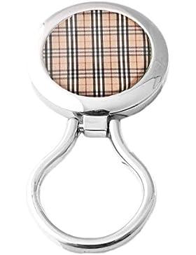 Sujeta Gafas Magnetico - Broche Cuelga Gafas Con Iman (Tartan)
